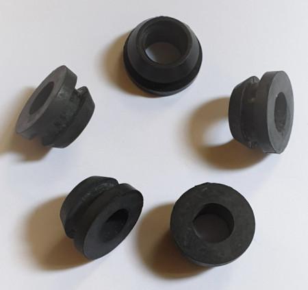 Garnitura cauciuc pentru startconector, ștuț sau robinet cu bandă sau tub picurare