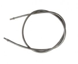 Microtub Ø 7 mm lung 100 cm cu adaptoare