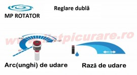 Poze Duza MP ROTATOR MP200090 (r = 4 -6,4m)