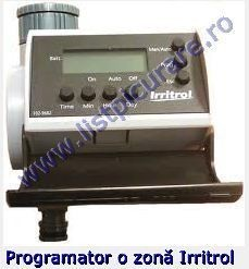 Kit programator o zona Irritrol New Tap