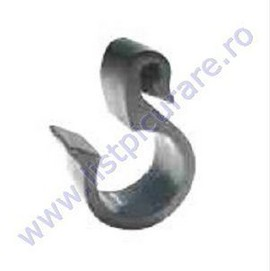 Carlig sustinere tub 16 mm
