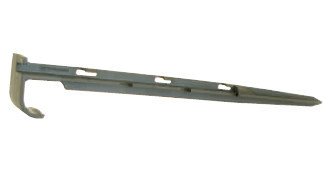 Tija fixare banda sau tub Ø 16 sau 20 mm, L= 30 CM
