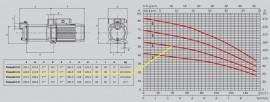 Pompa de suprafata Prisma 35 4MN