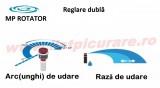 Duza MP ROTATOR MP100090 (r=2,5- 4,6m)