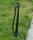 Suport, tija miniaspersor in sol, L 40 cm