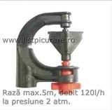 Miniaspersor Delta R= 4-5m, 120 l/h