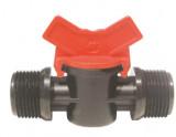 Minirobinet 3/4'' Fe x 3/4 Fe