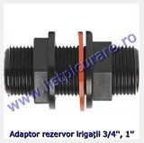 Adaptor rezervor irigatii 3/4''