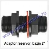 Adaptor rezervor irigatii 2''