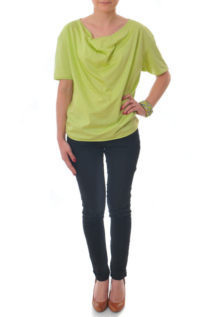 Bluza Lime delight