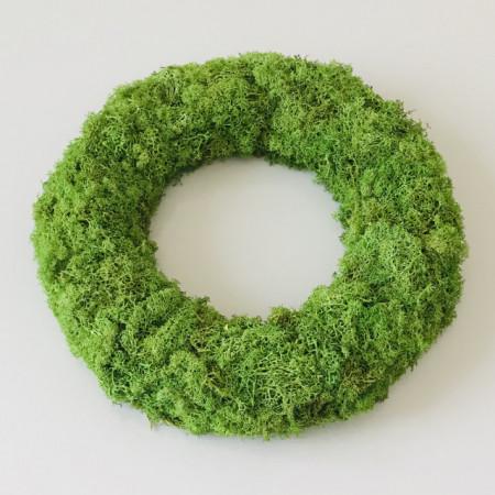 Poze Tablou licheni stabilizati - cerc 35 cm