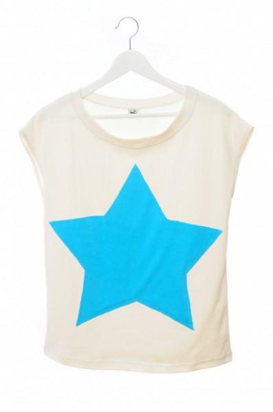 Poze Tricou Star Ecru