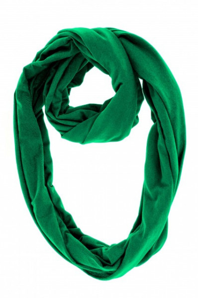 Esarfa Deep Green Infinity