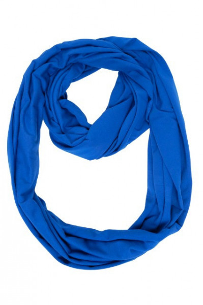Poze Esarfa Royal Blue Infinity