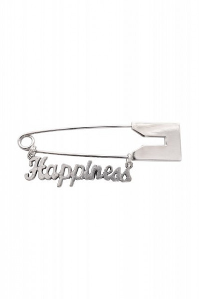 Poze Brosa metalica Happiness