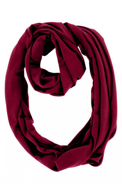 Poze Esarfa Cardinal Red Infinity