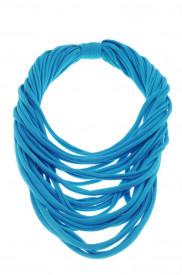 Colier esarfa turquoise