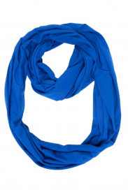 Esarfa Royal Blue Infinity