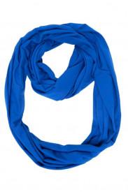 Esarfa Royal Blue Infinity