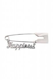 Brosa metalica Happiness
