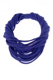 Colier esarfa violet