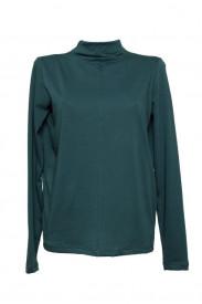 Bluza verde inchis