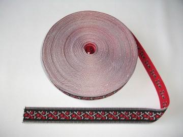 Banda tesuta Crina 25 mm