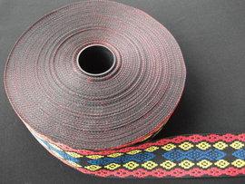 Banda tesuta Persomil 40 mm (rola de 25 m)