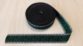Banda tesuta Coralia 25 mm