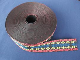 Banda tesuta Persomil 25 mm (rola de 25 m)