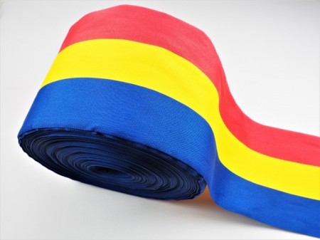Tricolor 130 mm (rola de 50 m)