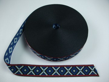 Banda tesuta Stanca 1, 25 mm