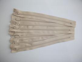 Poze Fermoare fusta #3 - 20 cm bej