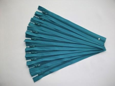 Fermoare fusta #3 - 20 cm turqoise