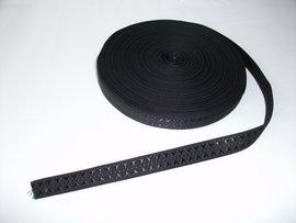 Lezarda 16 mm negru