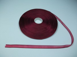 Panglica organza 10 mm - bordo