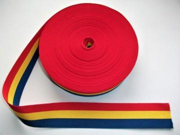 Tricolor Brau 40 mm (rola de 25 m)