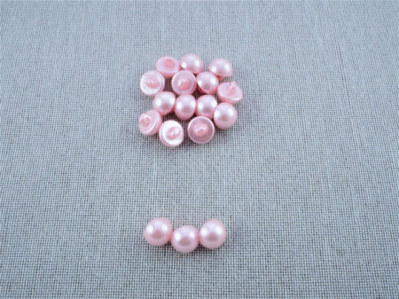 Nasturi perla M16 - roz , cod133
