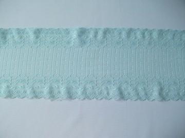 Dantela elastica bleu 16 cm, cod87