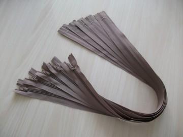 Fermoare lenjerie #3 - 50 cm bej - cacao cu lapte
