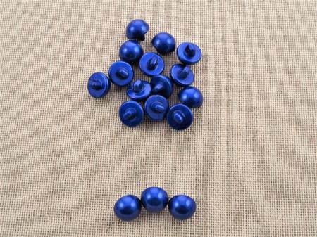 Nasturi perla M16 - albastru, cod7