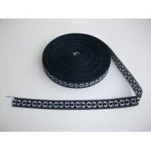 Banda tesuta OMEGA 16 mm (pe fond bleumarin)