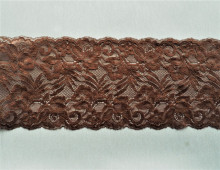 Dantela elastica maro 15cm, cod301