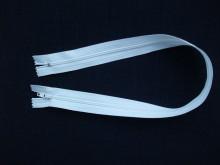 Fermoare albe lenjerie #3 - 150 cm
