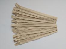 Fermoare fusta #3 - 20 cm bej 101