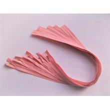 Fermoare invizibile 50 cm roz prafuit, cod154