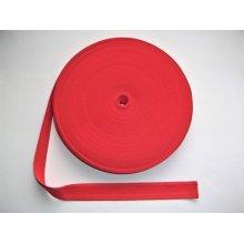 Rejansa de fusta, rosu 25 mm