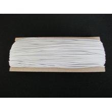 *Elastic rotund Oradea 2 mm alb sau negru