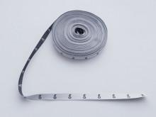 Etichete tesute 1000 buc - Marimea 40 (fond alb)