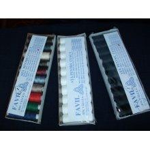 Ata Sintrom 150 m -30/3 - alb, negru sau color